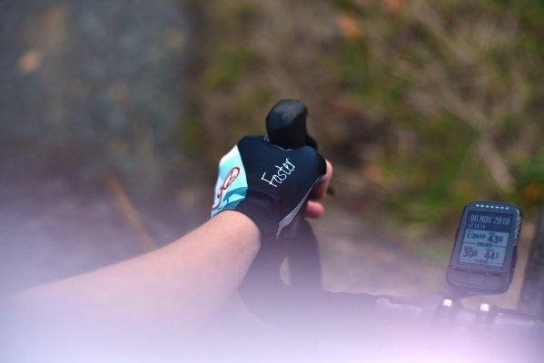 Zomerhandschoentjes voor dames wielrennen