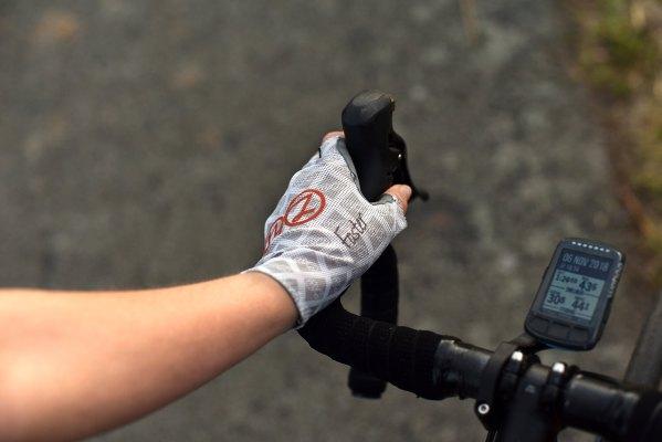 Zomer handschoenen Zijwielrent