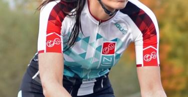Summer fietsshirt dames