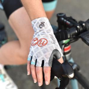 Dames fietshandschoentjes Zijwielrent