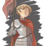 Le moyen âge : La Guerre de Cent ans et Jeanne d'Arc