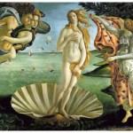 La naissance de Vénus, Sandro Botticelli