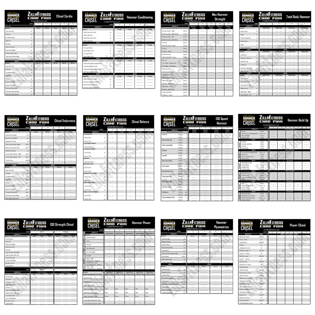 The Master S Hammer And Chisel Worksheets