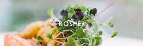 Kosher Catering from Osher & ZHG
