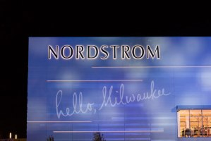 Nordstrom's Grand Opening in Milwaukee