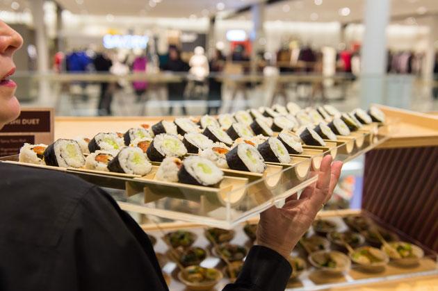 sushi station Milwaukee