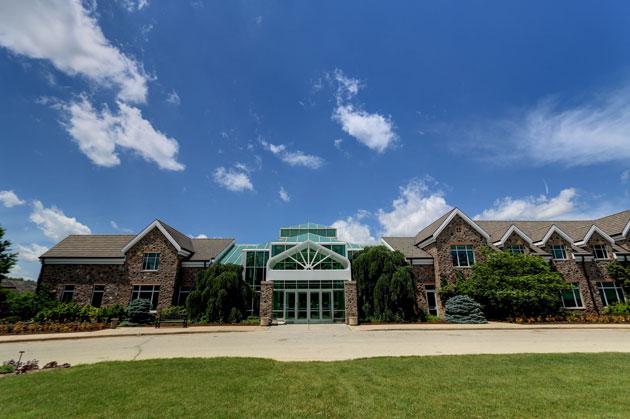 Boerner Botanical Garden Corporate Venue