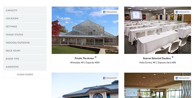 Corporate Event Venue Finder
