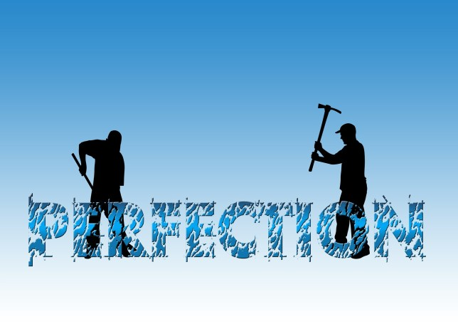 Going beyond Perfectionism in 6 Steps