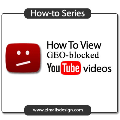 YOUTUBE GEO-BLOCK SOLUTION