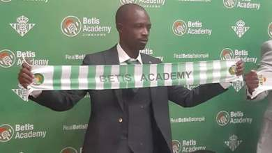 Photo of Murape Murape appointed head coach at Real Betis Academy
