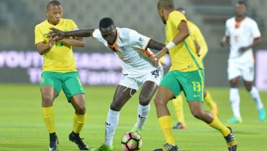 Photo of Bafana Bafana face Zambia in Rustenburg friendly