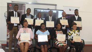 Photo of Huawei nurtures young Zimbabwean ICT talents