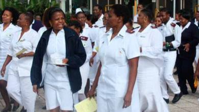 Photo of Nurses end three-month strike over pay