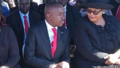 Photo of MDC leaders in reunification talks