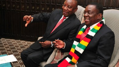 Photo of 'There's no crisis in Zimbabwe' – President Mnangagwa