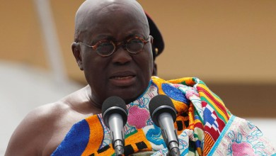 Photo of Ghanaian President seeks re-election