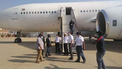 Photo of Air Zimbabwe takes delivery of new plane
