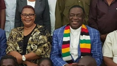 Photo of Call me a sellout, but I'll dialogue with Mnangagwa: Khupe