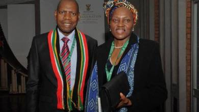 Photo of SA's Health Minister and wife test positive to coronavirus