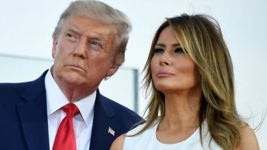 Photo of Donald Trump and wife Melania test positive for coronavirus