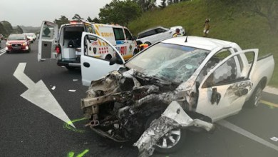 Photo of 5 people killed in multi-vehicle collision in SA