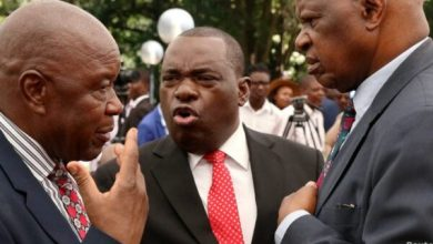 Photo of Mnangagwa, Chiwenga, SB Moyo wrestle for Zim gold sector control