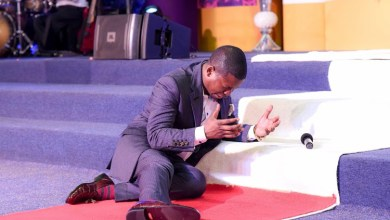 Photo of Arrested prophet Bushiri says he's innocent and trusts Malawian courts