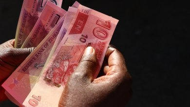 Photo of Zimbabwe dollar loses value in second successive week