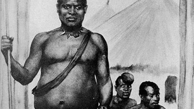 Photo of President confers national hero status on Gen Khumalo for the 1893 battle