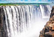 Photo of U.S. magazine names Victoria Falls one of world's best