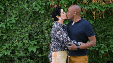 Photo of A Greek lady fell in love with a Zimbabwean man called Trust…