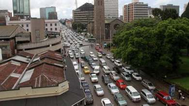 Photo of Long traffic jams on Harare's streets ahead of festive holidays