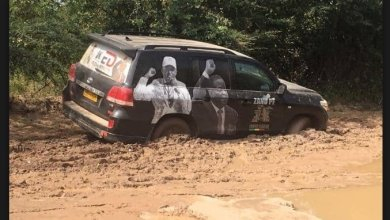 Photo of Gokwe villagers make a killing pushing cars across flooded rivers