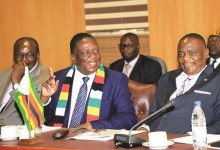 Photo of 'President Mnangagwa turned down Mohadi's resignation'