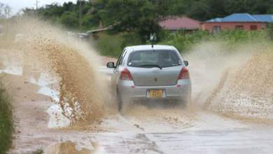 Photo of Chitungwiza residents sue July Moyo over floods