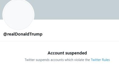 Photo of Twitter permanently suspends Donald Trump's account
