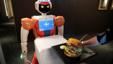 Photo of South African hotel employs robots to beat COVID-19 (PHOTOS)