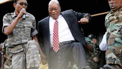 Photo of Jacob Zuma fires another broadside at Justice Zondo