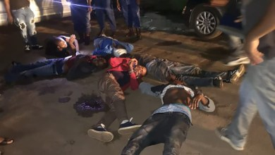 Photo of Four robbers including cop killed in shootout with police in Harare CBD