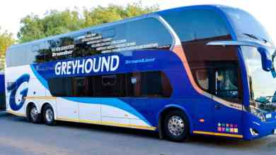 Photo of Greyhound, Citiliner Buses shut down business