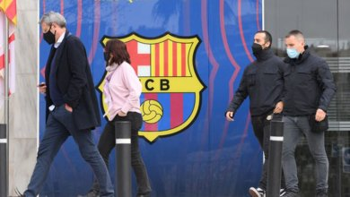 Photo of Several arrested during police raid at FC Barcelona