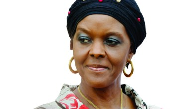 Photo of Grace Mugabe appeared from nowhere 'like a ghost'