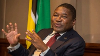 Photo of Mozambique's President Nyusi rebuffs military assistance against insurgents