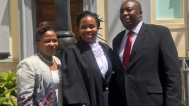 Photo of Kasukuwere's daughter divorces hubby of 1 year, demands property