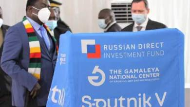Photo of Zimbabwe receives first batch of Russia's Sputnik V vaccines