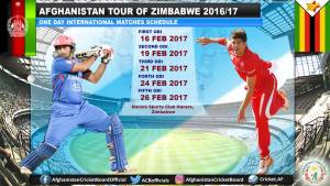 Afghanistan Tour of Zimbabwe @ Harare Sports Club | Harare | Harare Province | Zimbabwe
