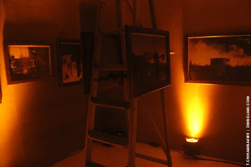 A section of the photos from the exhibition. PIC: T. CHIHAMBAKWE | ZIMBOJAM.COM
