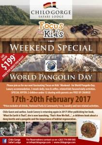 "Chilo Gorge ""focus on kids"" weekend special @ Chilo Gorge | Masvingo Province | Zimbabwe"