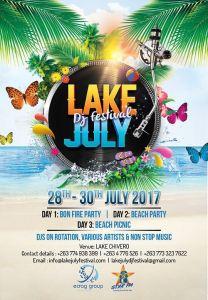 Lake July Festival 2017 @ Lake Chivero | Zimbabwe